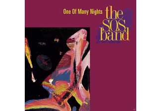 The S.o.s.band - One Of Many Nights - (CD)