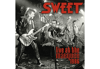 The Sweet - Live At The Marquee 1986 - (CD)