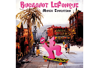 Buckshot Lefonque - Music Evolution - (CD)