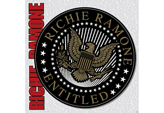 Richie Ramone - Entitled-White Vinyl - (Vinyl)