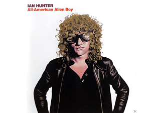 Ian Hunter - All American Alien Boy - (CD)