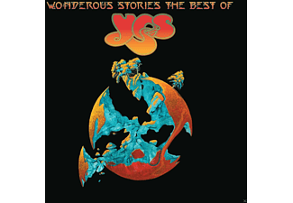 Yes - Wonderous Stories The Best Of - (CD)