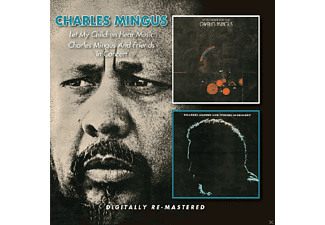 Charles Mingus - Let My Children Hear Music/Mingus Friends In Concert (Remastered) - (CD)