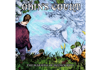 Odin's Court - The Warmth Of Mediocrity - (CD)