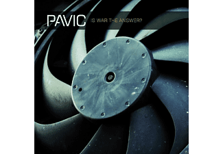 Pavic - Is War The Answer? - (CD)