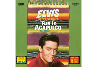 Elvis Presley - Fun In Acapulco - (CD)