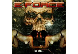 E-force - The Curse - (CD)