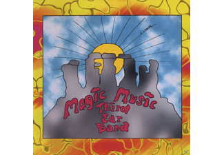 Third Ear Band - Magic Music - (CD)