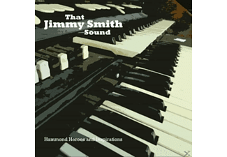 VARIOUS - That Jimmy Smith Sound - (CD)