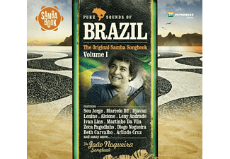 VARIOUS - Brazil-Original Samba 1 - (CD)
