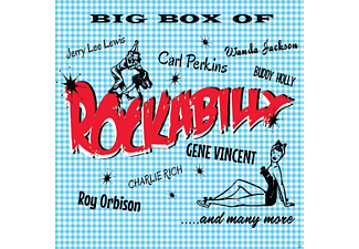 VARIOUS - Big Box Of Rockabilly - (CD)