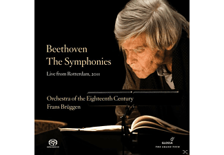 Frans Brüggen, Orchestra Of The Eighteenth Century - Beethoven: Die Sinfonien - (SACD Hybrid)
