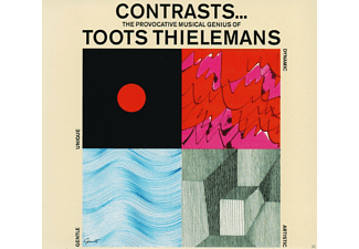 Toots Thielemans - Contrast / Guitar & Strings - (CD)