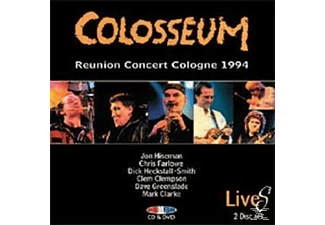 Colosseum - Reunion Concert Cologne 1994 [DVD]