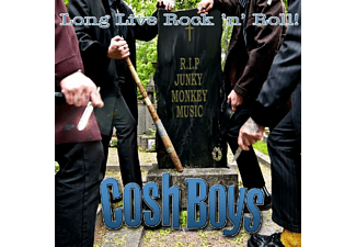 Cosh Boys - Long Live Rock & Roll - (Maxi Single CD)