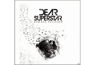 Dear Superstar - Damned Religion - (CD)