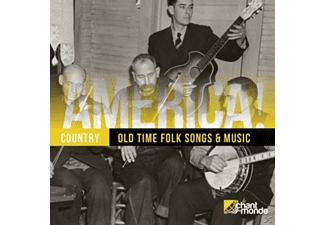 VARIOUS - America! Vol.8-Country - (CD)