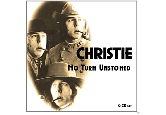 Christie - No Turn Unstoned - (CD)