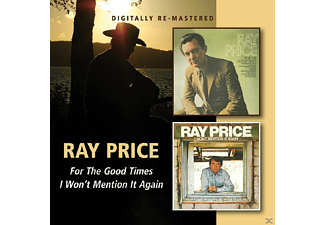 Ray Price - For The Good Times - I Won't Mention It Again [CD]