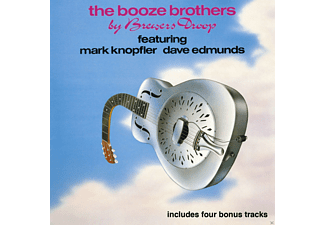 Brewers Droop - The Booze Brothers - (CD)