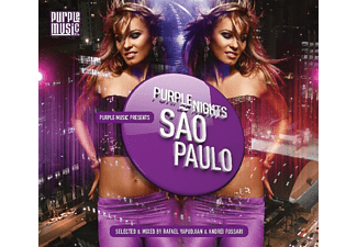 VARIOUS - Purple Nights Sao Paulo - (CD)