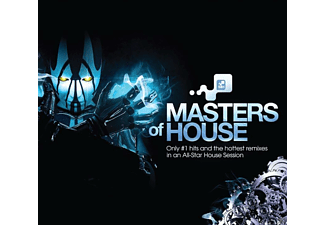 VARIOUS - Masters Of House - (CD)