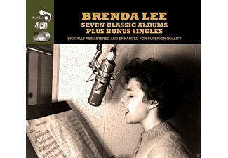 Brenda Lee - 7 Classic Albums Plus - (CD)
