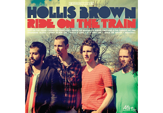 Hollis Brown - Ride On The Train - (CD)