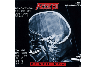Accept - Death Row - (CD)