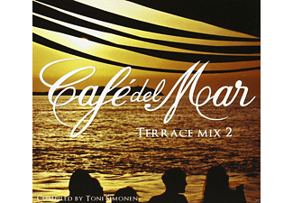 VARIOUS - Cafe Del Mar Terrace Mix 2 - (CD)