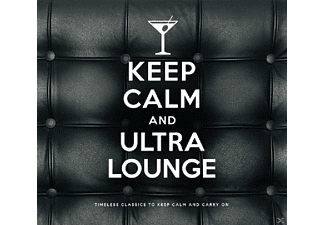 VARIOUS - Keep Calm And Ultra Lounge - (CD)