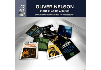 Oliver Nelson - 8 Classic Albums - (CD)