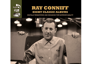 Ray Conniff - 8 Classic Albums [CD]