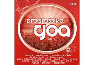 VARIOUS - Progressive Goa 5 - (CD)