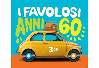 VARIOUS - I Favolosi Anni 60 [CD]