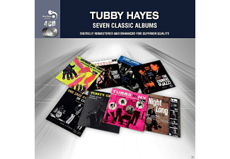 Tubby Hayes - 7 Classic Albums - (CD)
