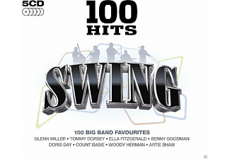 VARIOUS - 100 Hits-Swing - (CD)