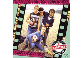 Peter And The Test Tube Babies - Pissed And Proud (Exp.+Rem.2cd) - (CD)