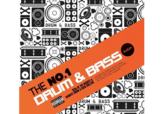 VARIOUS - The No.1 Drum & Bass - (CD)