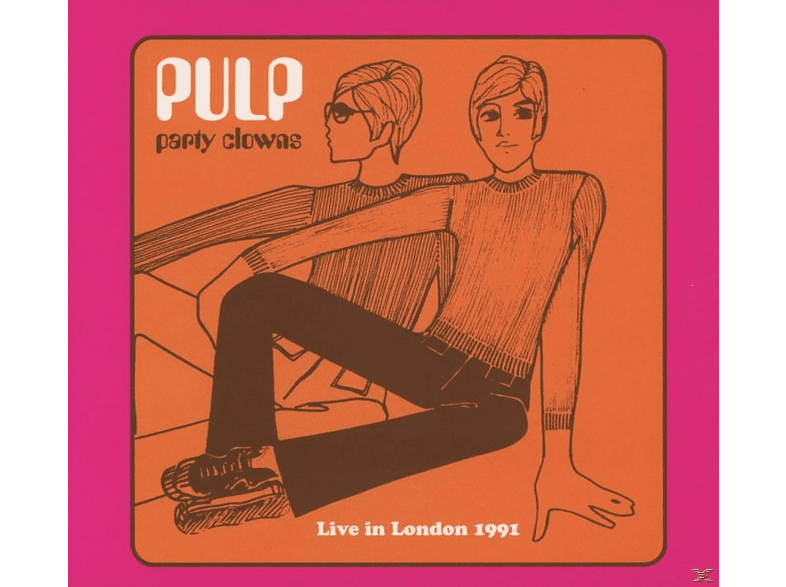 Pulp - Party Clowns - Live In London 1991 [CD]