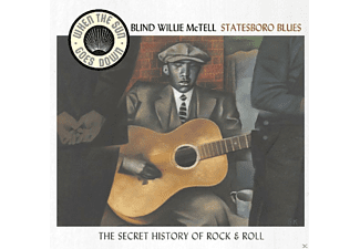Blind Willie McTell - Statesboro Blues / When The Sun Goes Down Series - (CD)