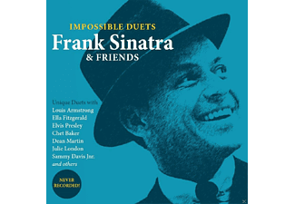 Sinatra Frank+friends - Impossible Duets - (CD)