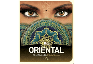 VARIOUS - Nü Oriental: The Nü Late - Nite Oriental Grooves - (CD)