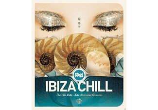 VARIOUS - Nu Ibiza Chill - (CD)