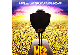 Pharrell Williams - Despicable Me 2 - (CD)