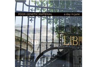 Poor Genetic Material - A Day In June - (CD)