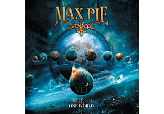 Max Pie - Eight Pieces-One World - (CD)