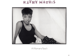 Katy Mathis - A Woman's Touch - (CD)
