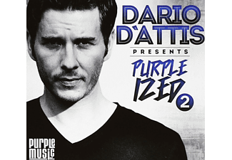 Dario D'attis - Purpleized 2 - (CD)