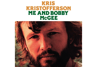 Kris Kristofferson - Me and Bobby McGee (CD)